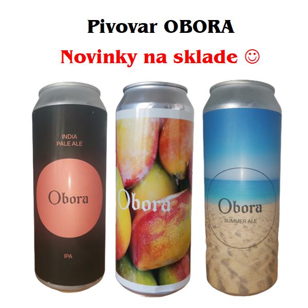 Obora-novinky